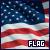 Flag: USA:
